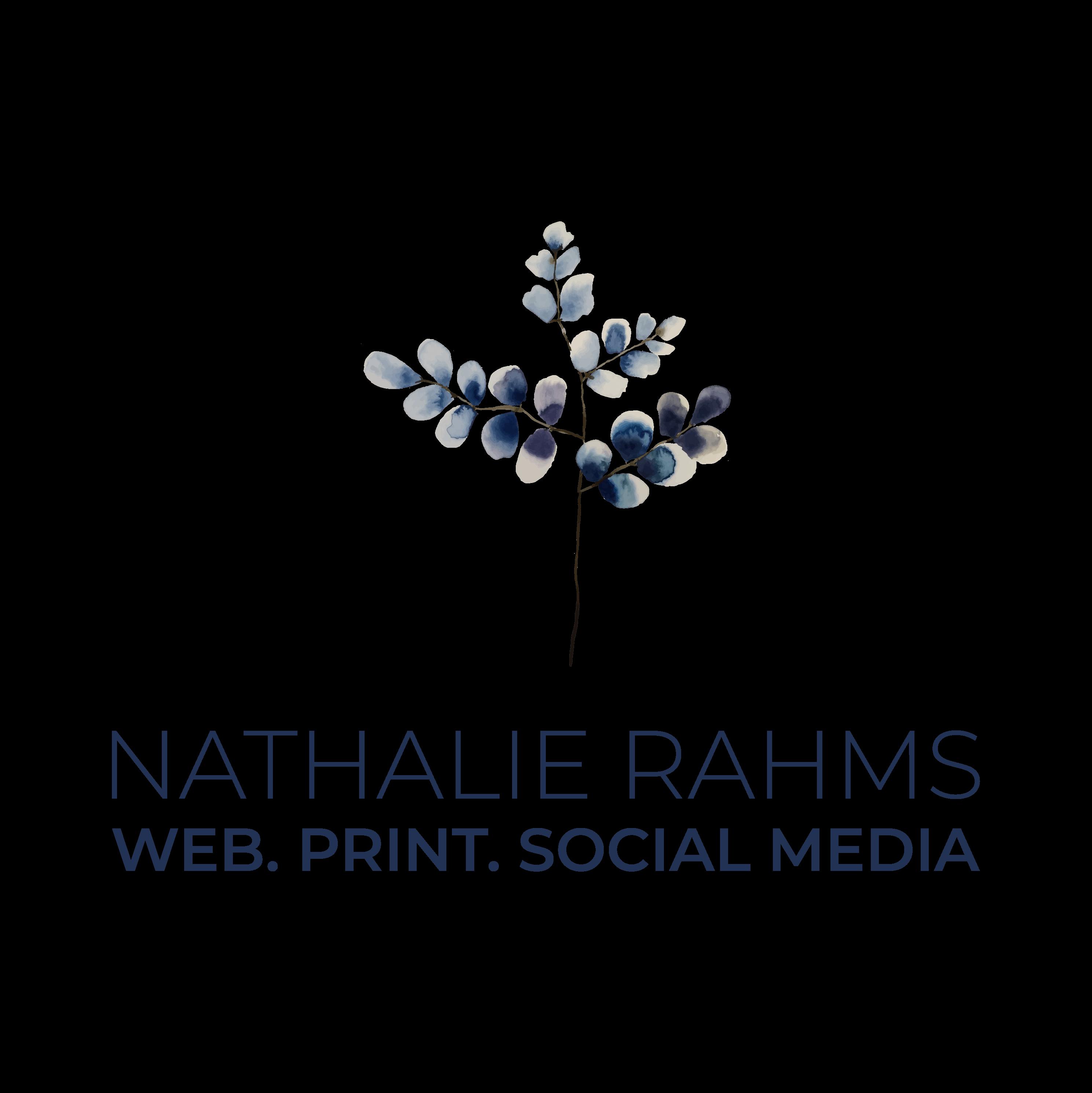 Nathalie Rahms | Grafikdesign |Webdesign